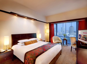 Millenium hotel Jakarta - Deluxe King Room Only  Global Stay Safe with Us