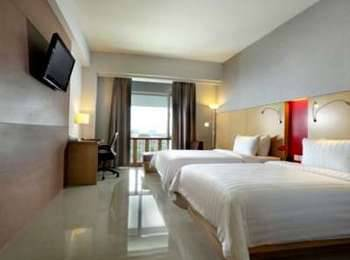 Hotel Santika Medan Medan - Deluxe Room Twin Staycation Offer Regular Plan