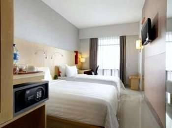 Hotel Santika Medan Medan - Superior Room Twin Staycation offer Regular Plan