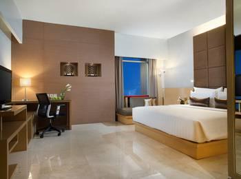 Hotel Santika Premiere Dyandra Hotel & Convention Medan - Executive Suite Exclusive Limited Deal Regular Plan