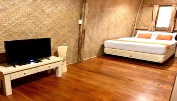 Villa ChavaMinerva Bambu - Lembang Lembang - 2 Bedrooms Small with Breakfast (No Kitchen) Basic Deal 2 Bedroom Small