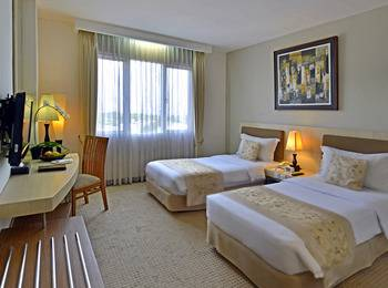 Grand Serela Setiabudhi by KAGUM Hotels Setiabudhi - Superior Twin Room Only Weekend's Shocking Rate