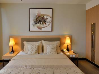 Grand Serela Setiabudhi by KAGUM Hotels Setiabudhi - Superior King Room Only Weekend's Shocking Rate