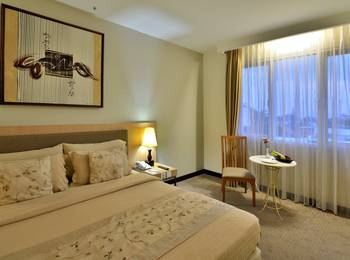 Grand Serela Setiabudhi by KAGUM Hotels Setiabudhi - Deluxe King Room Only Weekend's Shocking Rate