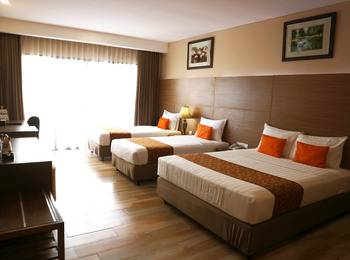 Golden Tulip Essential Belitung - Family Room Quarduple  Last Minutes Deal!
