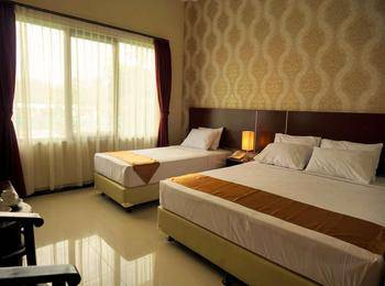 Hotel Gerbera Puncak - Family Room Only Special Deals