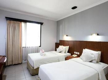 Hotel Wisma Sunyaragi Cirebon - Moderate Room Regular Plan