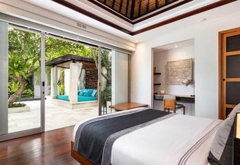 Villa Camellia Bali - Villa Tiga Kamar Tidur Regular Plan