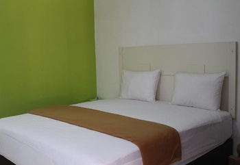 Omega Hotel Lombok Lombok - Standard Double Room Regular Plan