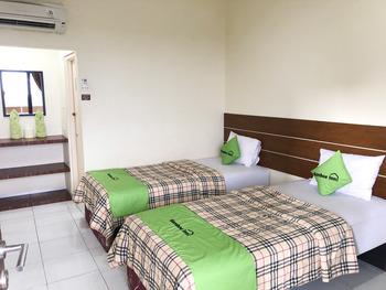 Bamboe Inn 2 Homestay Bandar Lampung - Standard Twin Regular Plan