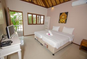 Si Pitung Village Lombok - Bungalow Fan Room Only Regular Plan