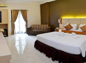 d Green Kayon Airport Hotel Solo - d'Balcony - with Breakfast Regular Plan