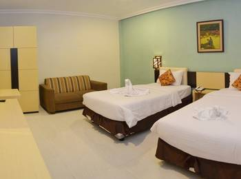 d Green Kayon Airport Hotel Solo - Deluxe - with Breakfast Regular Plan