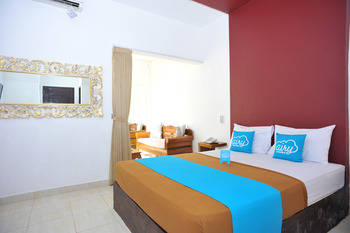 Airy Eco Renon Tukad Citarum 8 Bali - Standard Double Room Only Regular Plan