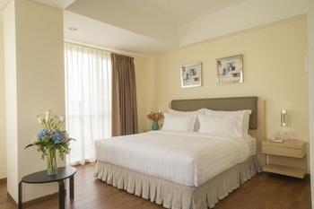 d'primahotel Airport Jakarta 2 Tangerang - Deluxe Queen Room Only SAFECATION