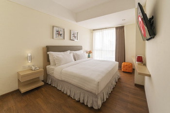 d'primahotel Airport Jakarta 2 Tangerang - Superior King with View Room Only Always On