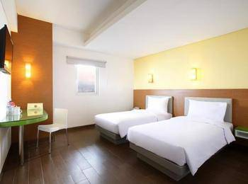 Amaris Pakuan Bogor - Smart Room Twin Offer Last Minute Deal