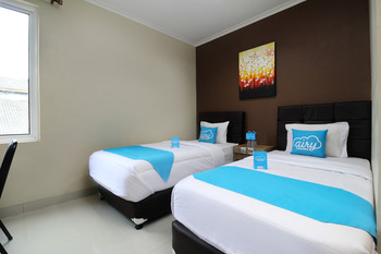 Airy Eco BSD Raya Serpong Utara Wates 3 Tangerang Selatan - Superior Twin Room Only Regular Plan
