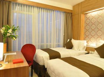 GP Mega Kuningan Hotel Jakarta - Superior Double or Twin Room Only No Breakfast