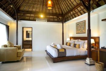 Umamani Villa Bali Bali - Family Sweet Three Bedroom Villa Room Breakfast  Regular Plan
