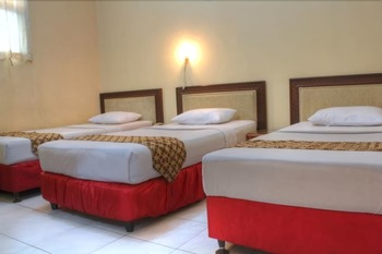 Hotel Cihampelas 1 Bandung - Family Room Only Basic Deal 10%