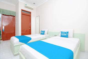 Airy Bandara Ahmad Yani Arteri Utara D4 Semarang Semarang - Standard Twin Room Only Special Promo Sep 42