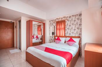 OYO 670 Margonda Residence 1 dan 2 Depok - Standard Double Room Regular Plan