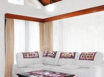 Villa F - II Istana Bunga - Lembang Bandung Bandung - Villa 2 Bedroom Regular Plan