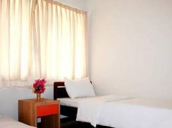 Villa F - II Bandung - 2 Bedroom Villa Regular Plan