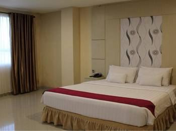 D'Blitz Hotel Kendari - Deluxe Room Regular Plan