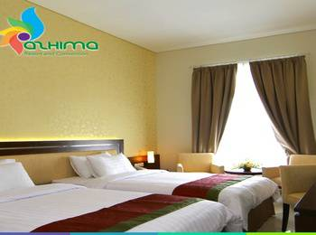 Azhima Resort and Convention Boyolali - Executive Twin Room Regular Plan