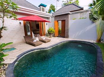The Widyas Luxury Villa Bali - Exclusive - One Bedroom Private Pool Villa Basic Deal Discount 60%