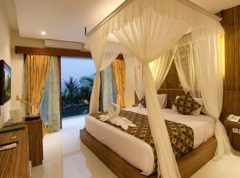 The Widyas Luxury Villa Bali - One Bedroom Private Pool Villa Basic Deal Discount 60%