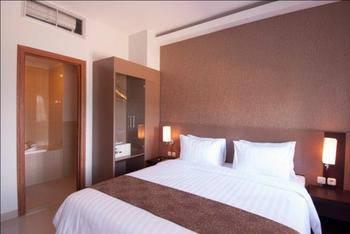 Lorin New Kuta Hotel Bali - Deluxe Room Double or Twin Basic Plan