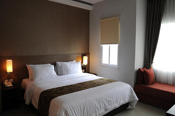 Lorin New Kuta Hotel Bali - Junior Suite Room Regular Plan