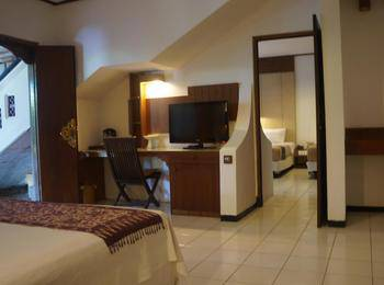 Puri Naga Beach Front Cottage Bali - Deluxe Room Regular Plan