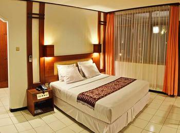 Puri Naga Beach Front Cottage Bali - Deluxe Room Only Last Minute Deal