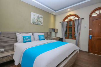 Airy Syariah Mlati Magelang KM 5.5 Yogyakarta - Deluxe Double Room Only Special Promo 8