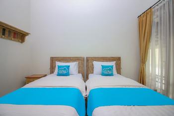 Airy Syariah Mlati Magelang KM 5.5 Yogyakarta - Family Room Only Special Promo Jan 5