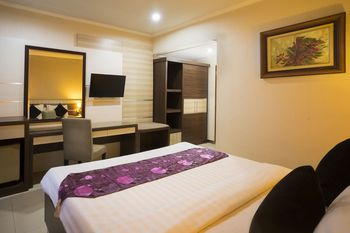 Efa Hotel Banjarmasin - Standard Double Room Only Regular Plan