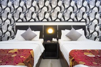 Efa Hotel Banjarmasin - Standard Twin Room Only Regular Plan