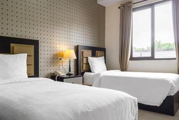 Hotel Anaya & Ballroom Medan - Superior Twin Regular Plan