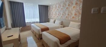Lereng Bromo Hotel Pasuruan - Triple Deluxe Room Weekday Promo