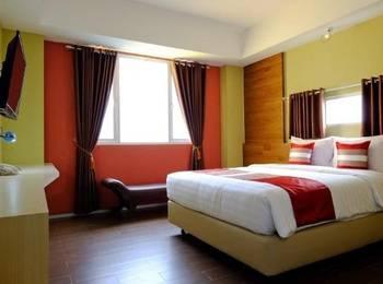 Tibera Hotel Ciumbuleuit Bandung - Junior Suite Regular Plan