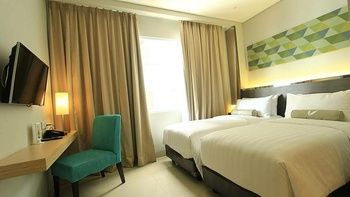 Clove Garden Hotel Bandung - Deluxe Twin Bed Room Only Regular Plan