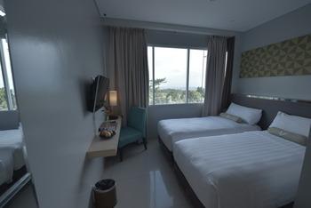 Clove Garden Hotel Bandung - Deluxe Twin Bed Room Breakfast Regular Plan