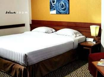 Abadi Suite Hotel   - Deluxe Room LUXURY - Pegipegi Promotion