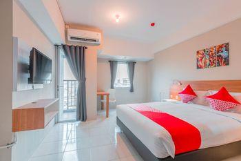 OYO Flagship 750 Mont Blanc Bekasi - Deluxe Double Room Regular Plan