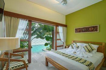 Maha Lokha Balangan Bali - Deluxe Double Room With Balcony Regular Plan