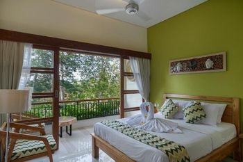 Maha Lokha Balangan Bali - Deluxe Double Room Regular Plan
